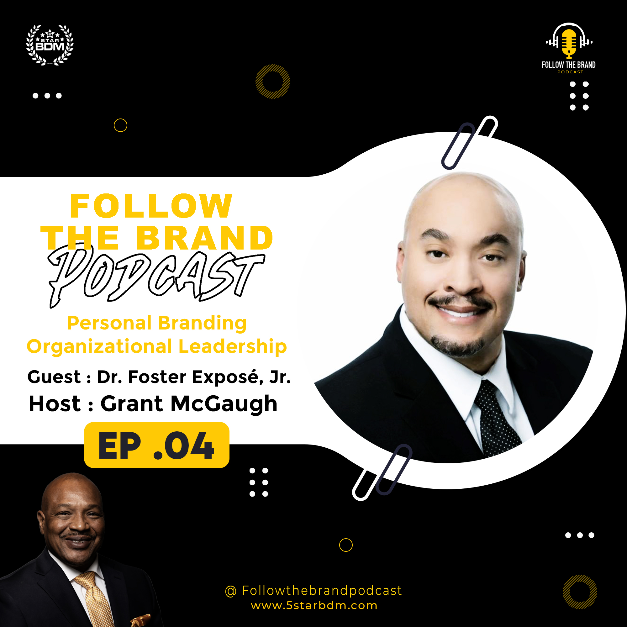 Episodes 4-Industrial Psychology with Dr. Foster Expose