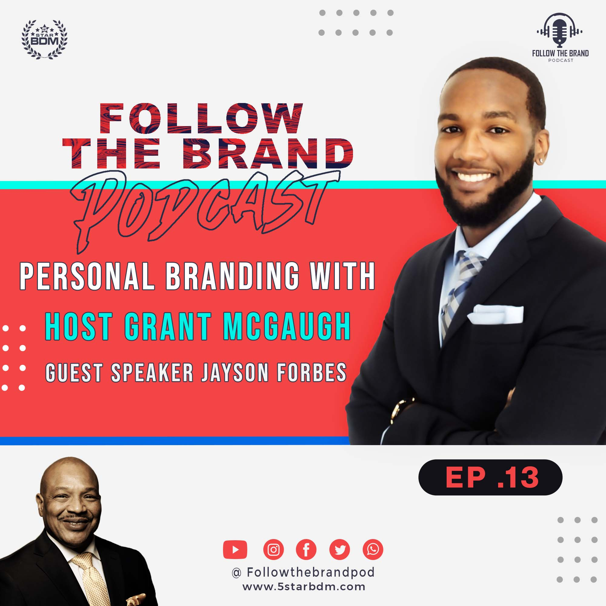 Episode 13: Caring and a Culture of Innovation featuring Jayson Forbes, Early Careerist